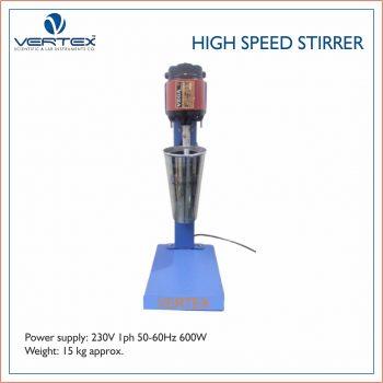 High-speed-stirrer