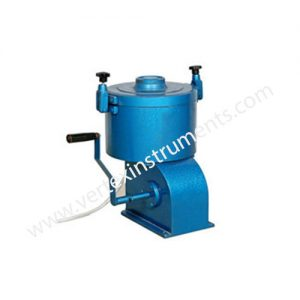 Bitumen-Centrifuge-Extractor-Hand-Operated