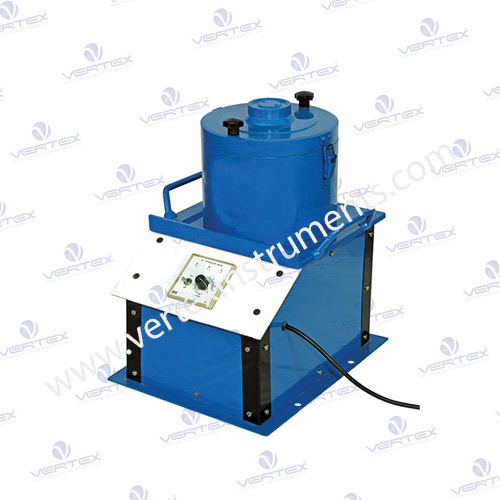 Bitumen Extractor Electrically Motorised Operated