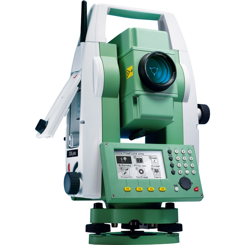 Leica FlexLine TS06plus Total Station