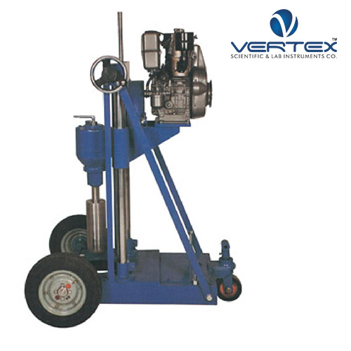 Core Cutting/ Core Drilling Machine (Petrol & Diesel Engine)