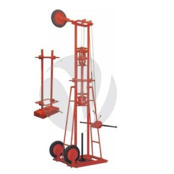 Automatic-free-fall-hammer-vertex