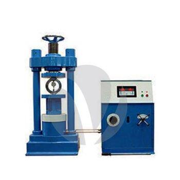 Digital Concrete Compressive Strength Testing Machine