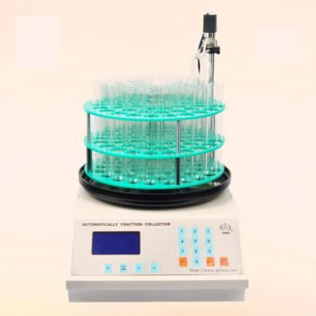40-Tubes-LCD-Time-Set-Fraction-Collector
