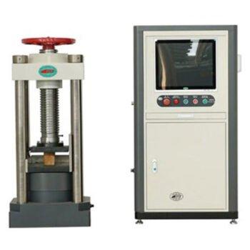 Microcomputer-Servo-Compression-Testing-Machine (2000)