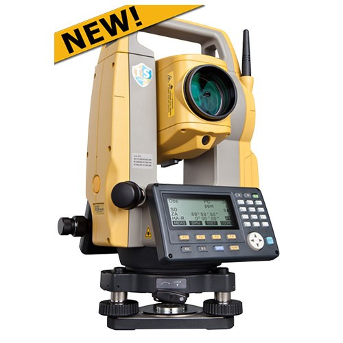 Topcon-ES-100-Series-Total-Station