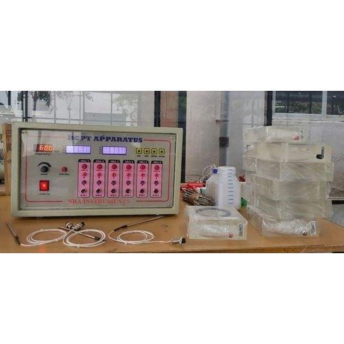 6 Cell Rapid Chloride Permeability Test Apparatus-Vertex