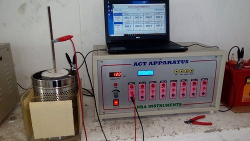 Digital Mild Steel 8 Channel Accelerated Corossion Test Apparatus, For Laboratory