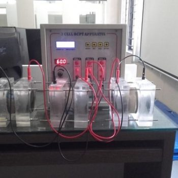 3 Cell Automatic Rapid Chloride Penetration Test Apparatus
